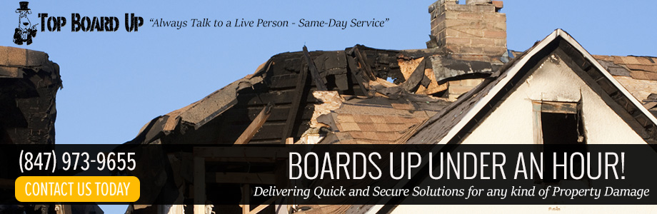 Board Up Services Chicago
